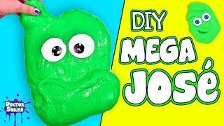 DIY Giant José! MEGA Putty Peeps! Doctor Squish