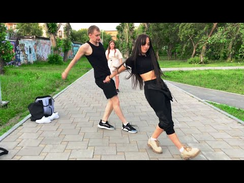 Topic, A7S - Breaking Me - Dance (Vova & jeny_miki)