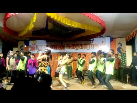 Pattukotta Ammaalu - Awesome Dance Performance