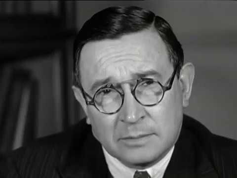 B.C. Forbes on stock market crash (1929) - YouTube