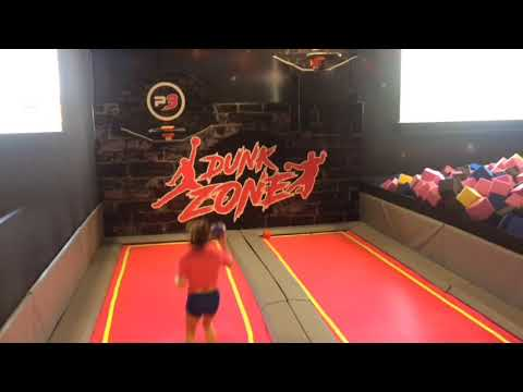 Take a tour through the new Flint-area trampoline park