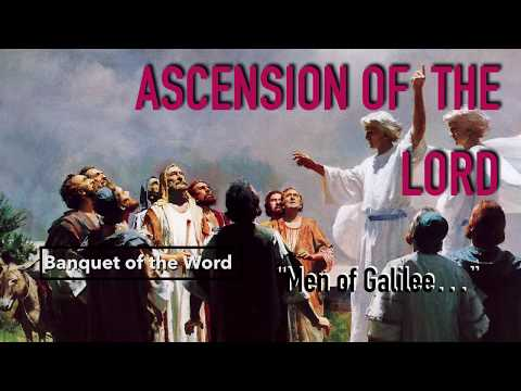 The Ascension of the Lord (Banquet of the Word - slides)