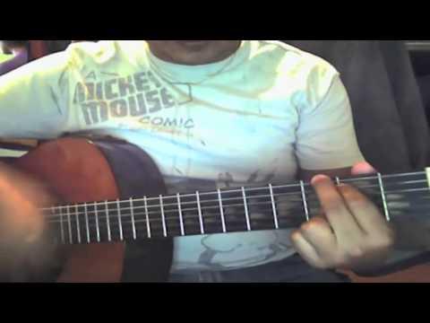 Yo te busco tutorial con guitarra