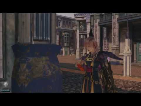 Lightning Returns Playthrough Part 16 - Exploring Yusnaan