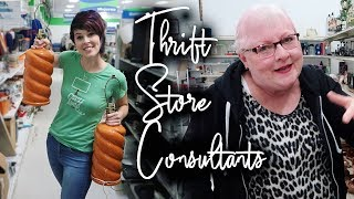 Thrift with Us   Thrift Store Consultants   Buying & Reselling for Profit
