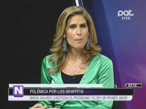 """[VIDEO EN NO MENTIRÁS]Maria Galindo cuestiona el programa """"Yo Soy Mi Primer Amor"""" @ NO MENTIRÁS"""