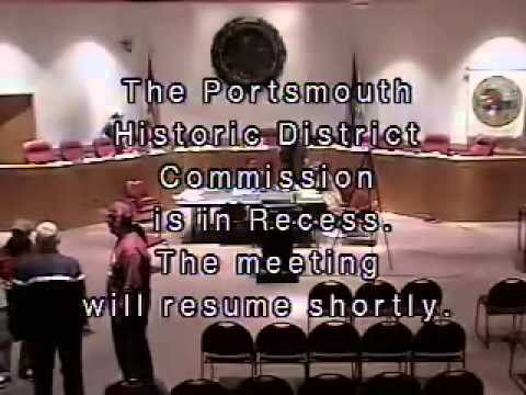 Historic District Commission 10.8.14