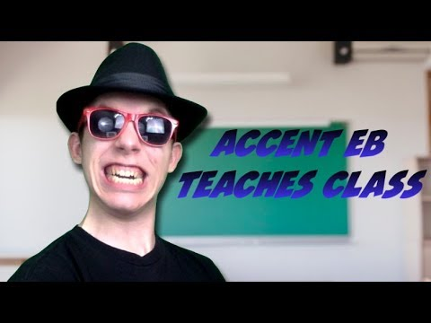 Accent EB Teaches Class #1: Diesel Busters in Dead meat!