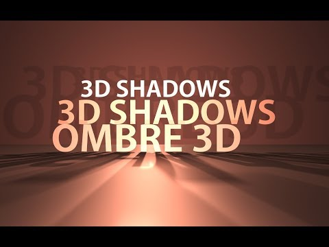 Tuto After effects_ créer des ombres en 3D supers réalistes