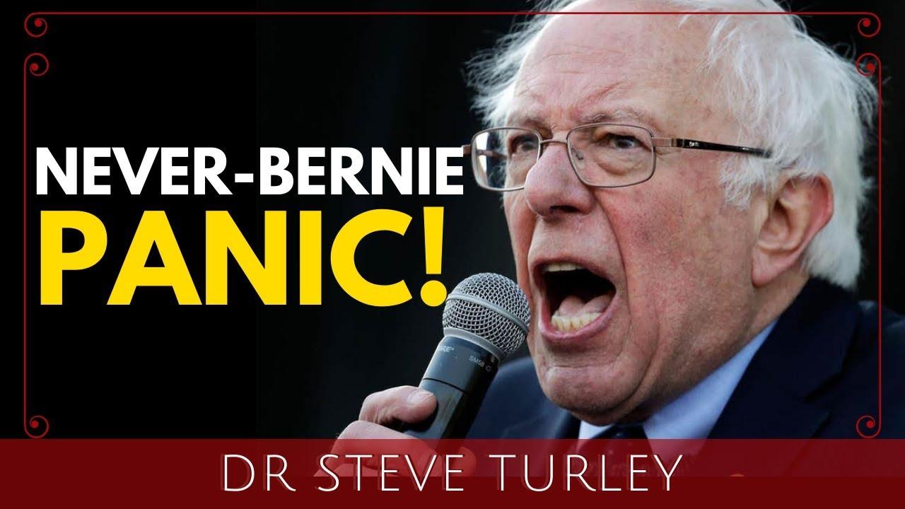 Democrat CIVIL WAR Erupts with MASSIVE Never-Bernie Movement!!!