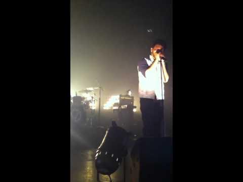 The Weeknd - Dirty Diana | Live @ Bataclan (PARIS)