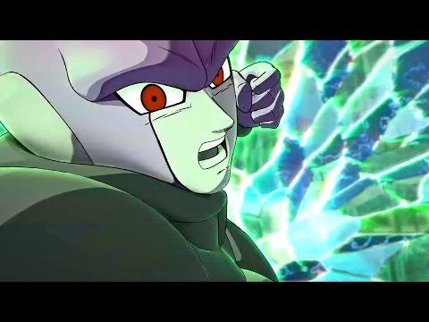 Dragon Ball Xenoverse 2 - HIT vs Super Saiyan Blue Goku CGI Trailer [Extended]  (1080p)