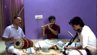 Bhagyadha Lakshmi Baramma - Madhyamavathi Raga