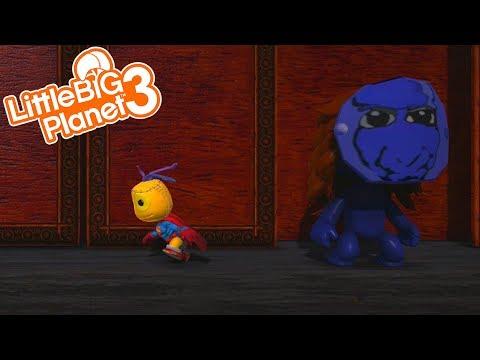 AO ONI | LittleBIGPlanet 3 Gameplay (Playstation 4)