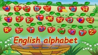 Для детей Английский алфавит ABC English alphabet abc
