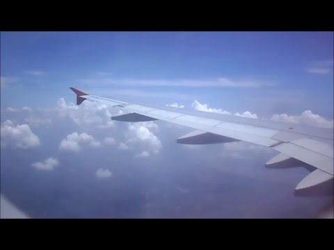 AirAsia Indonesia QZ8075 Flight Review From Yogyakarta to Me