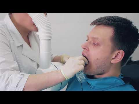 Как делают рентген зубов видео