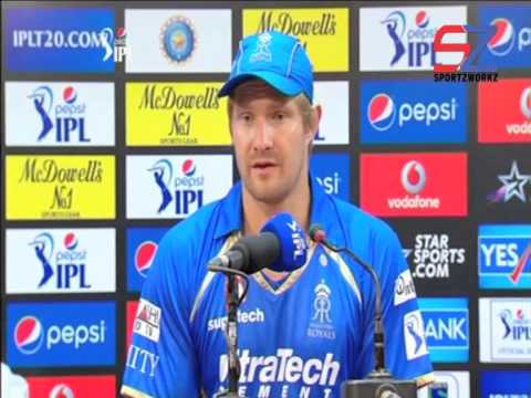 Lucky to have Rahul Dravid at our side - Shane Watson