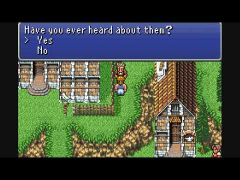 Final Fantasy VI Advance - Part 27: Getting Tintinnabulum