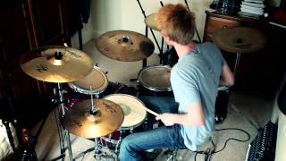 Uprising - MUSE Drum Cover (with Mics)