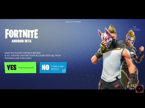 Fortnite Beta Sign Up And Install In S9