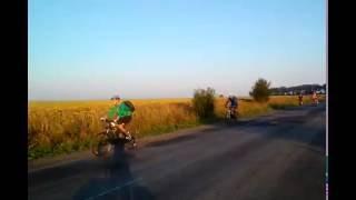 Экстрим вело-тур воскресногодня 21 августа