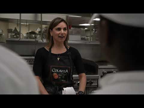 Colavita Pizza Challenge w/ Manhattan's Food and Finance High School