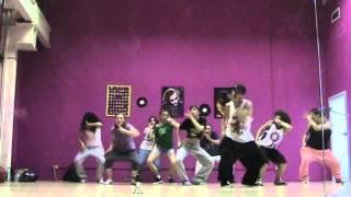 Pasha Trutnev choreography (song: Mavado - Tumping) aug 2011