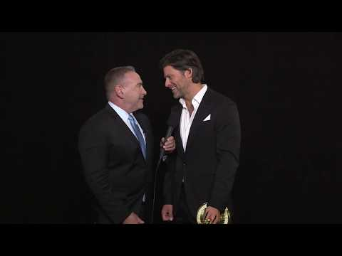 Greg Vaughan   Days of our Lives  45th Annual Daytime Emmys  Supporting Actor Winner
