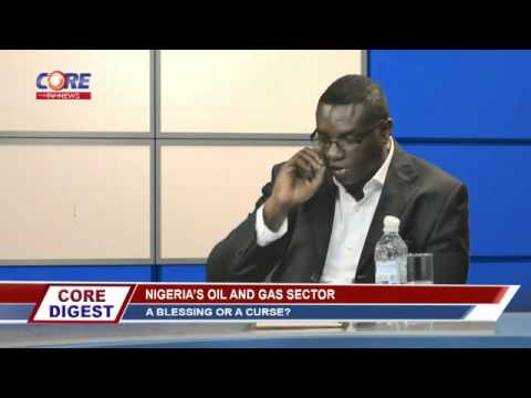 Core Digest: NIGERIA OIL AND GAS SECTOR, A Blessing or A Curse?, 30th March, 2016.