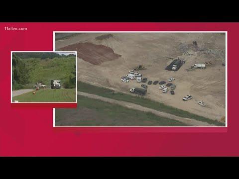 Body found in Bartow County