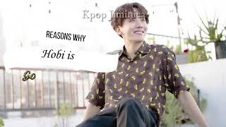 💕Reasons why Jhope is the Golden Hyung💕