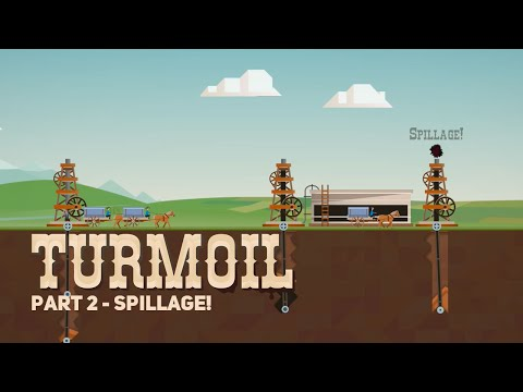IT'S SPILLING! - Turmoil #2