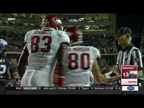 Arkansas vs. TCU 2016 (2-OT)