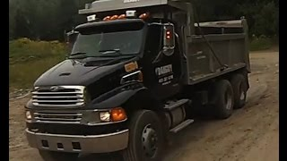 Ridin' the Dump Truck