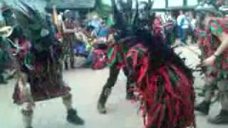 Foxtrot 2009 - Shepherd's Pie Dance As Taught By Black Sheep