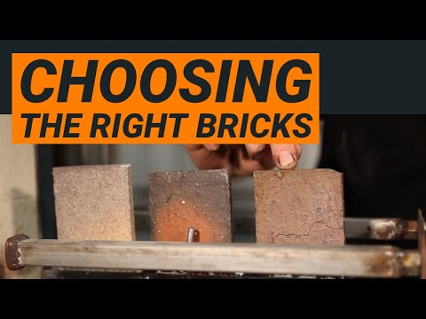 Choosing the right Bricks for building your Pizza Oven
