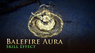 Path of Exile: Balefire Aura