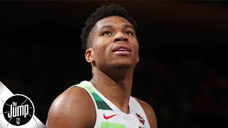 Giannis Antetokounmpo to the Knicks: Why it could maybe actually happen in 2021 | The Jump