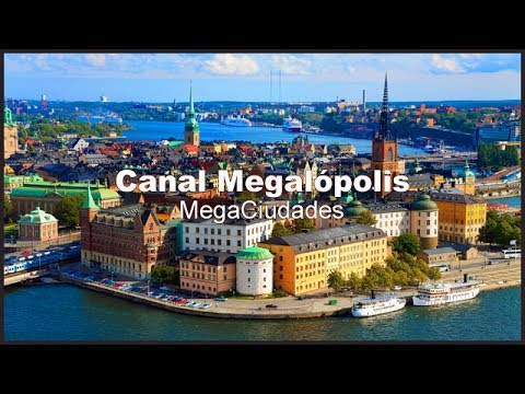 Suecia es una nación escandinava con miles de islas costeras