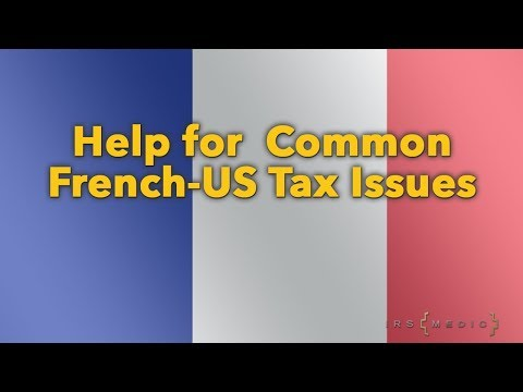 US/French Expats: How to fix FACTA FBAR tax issues 🇫🇷