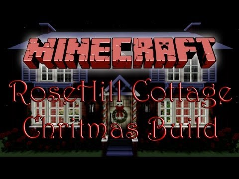 Minecraft Build: RoseHill Cottage From 'The Holiday'  DOWNLOAD
