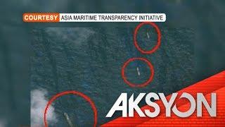 Chinese vessels malapit sa Kalayaan, Palawan