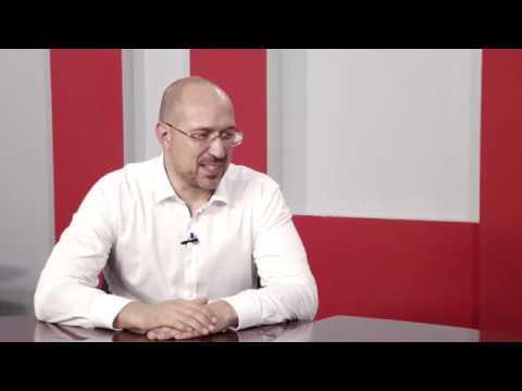 Про головне в деталях. Денис Шмигаль, голова Івано-Франківської ОДА