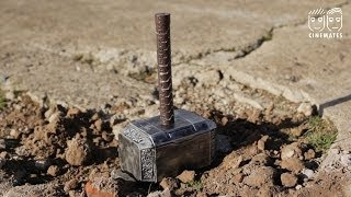 Thor Hammer in Real Life!