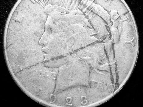 1923 Peace Dollar: Value & Silver Content