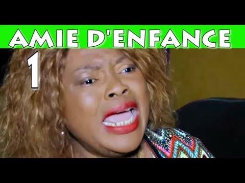 AMIE D'ENFANCE Film Dramatique congolais Episode 1 Nouveauté 2019