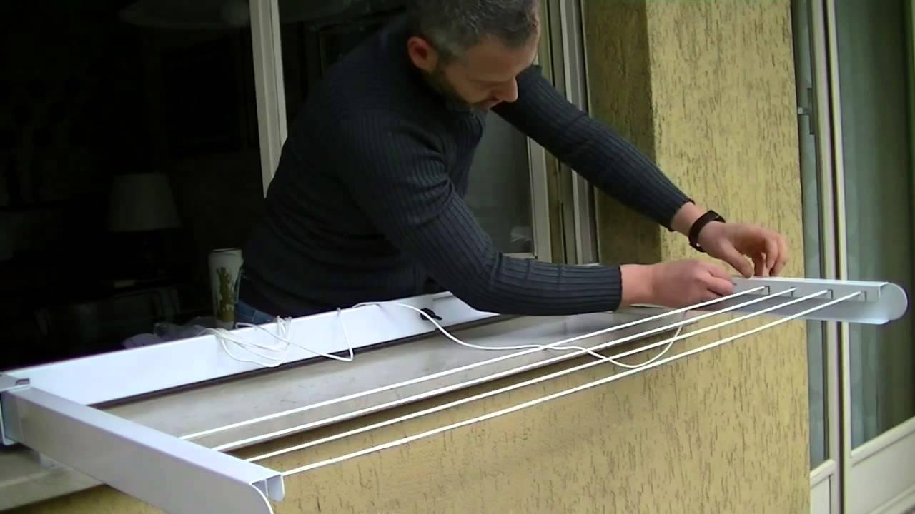 Carolina istruzioni montaggio stendibiancheria telescopico - Smontare maniglia finestra senza viti ...