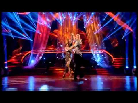 Darcey Bussel and Ian Waite- Strictly Come Dancing 2012