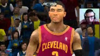 NBA 2K14 PC Gameplay